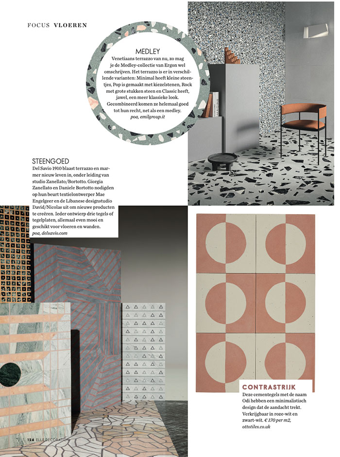 Elle Decoration NL - August / September 2020