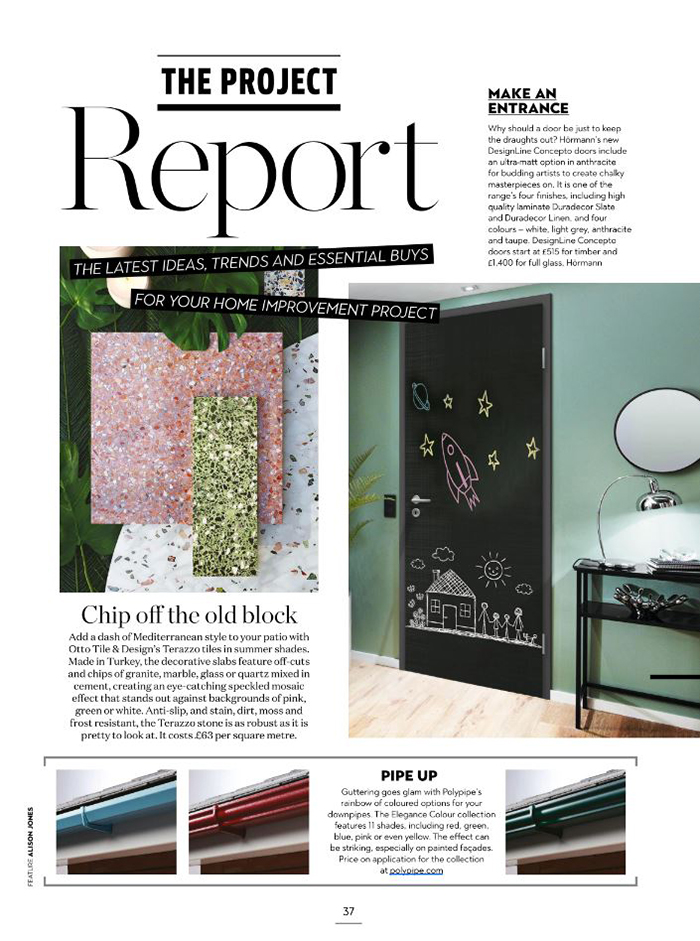 Real Homes - August 2019