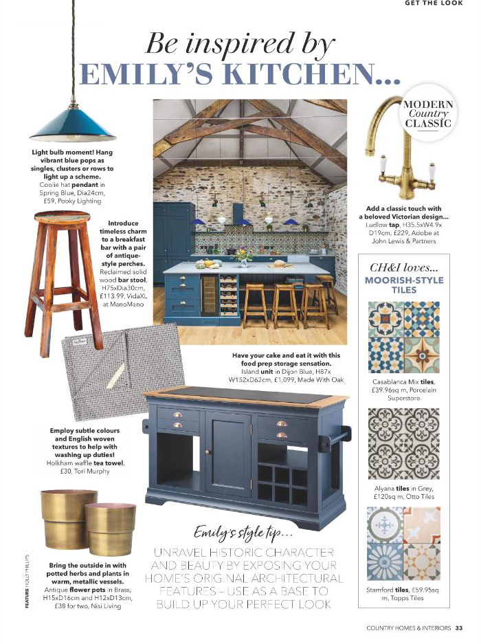 Country Homes & Interiors - October 2019