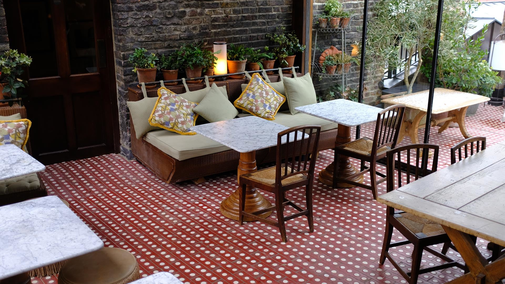 Moroccan, Encaustic And Terrazzo Cement Tiles London   Otto Tiles And Design