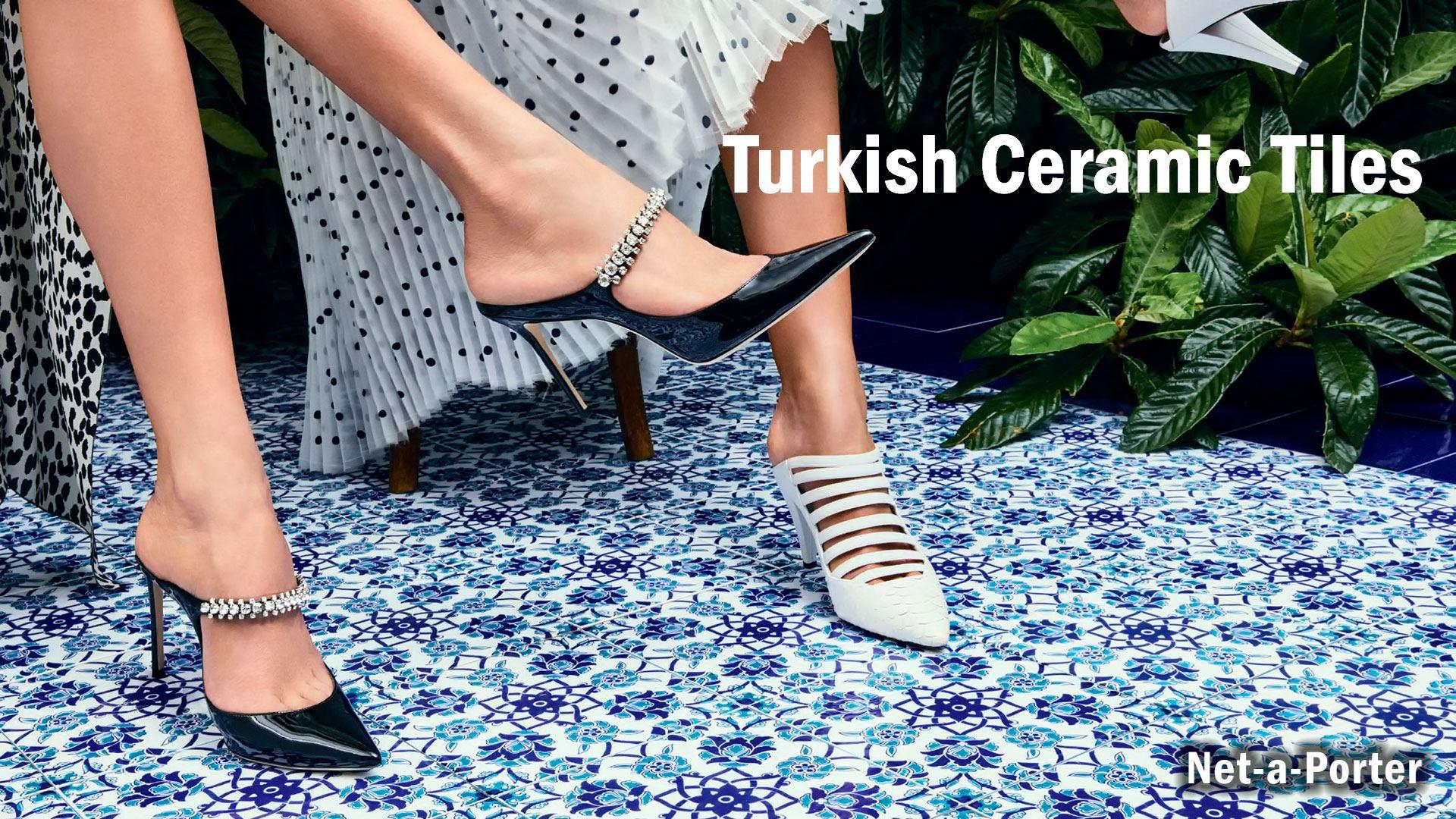 Turkish Tiles at Net-a-Porter - Turkish Ceramic Tiles