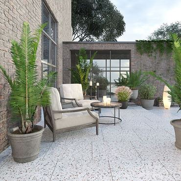 Picture for category Outdoor Terrazzo Tiles