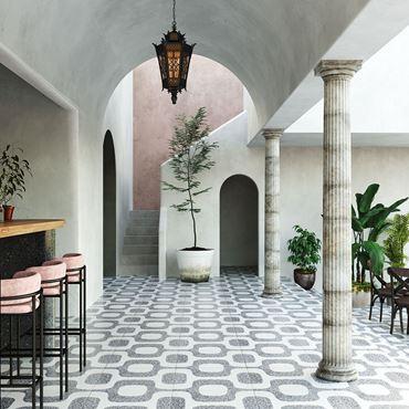 Terrazzo Tiles Otto Tiles Design Encaustic Moroccan And Terrazzo Cement Tiles
