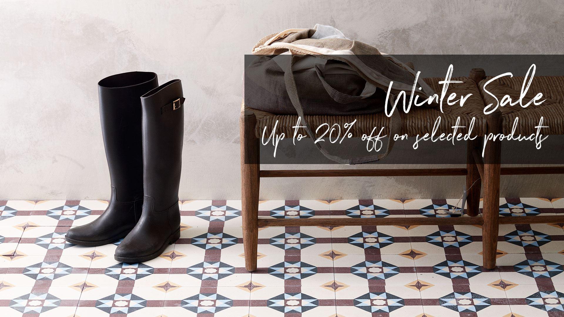 Otto Tiles - Winter Sale
