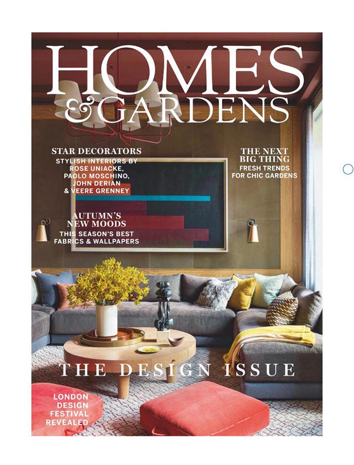 Homes & Gardens - October 2019