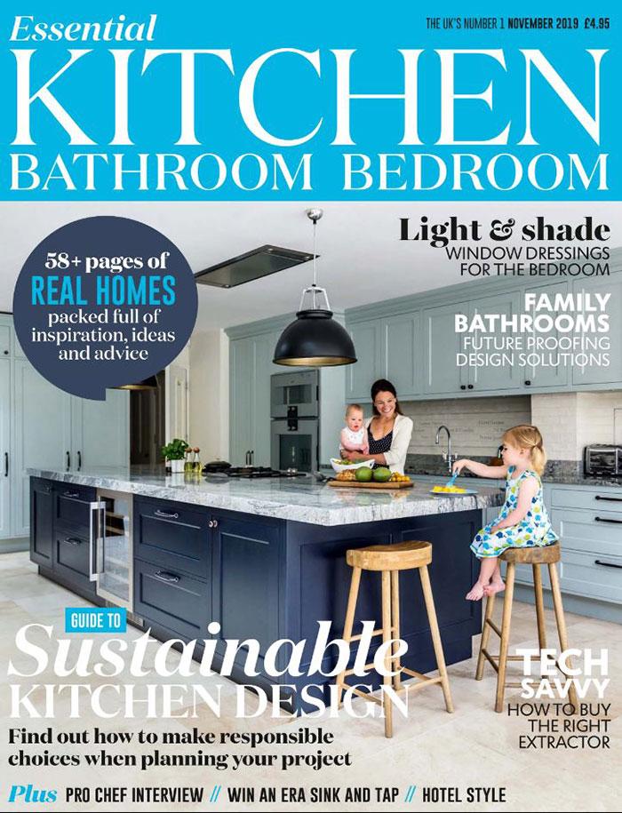 Essential Kitchen Bathroom Bedroom – Nov 2019