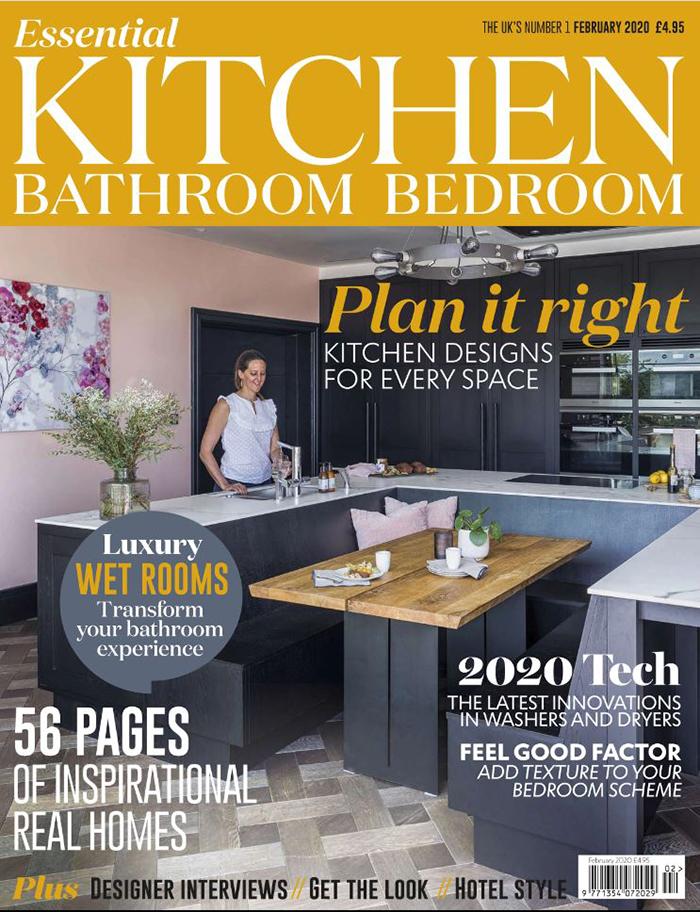 Essential Kitchen Bathroom Bedroom - February 2020