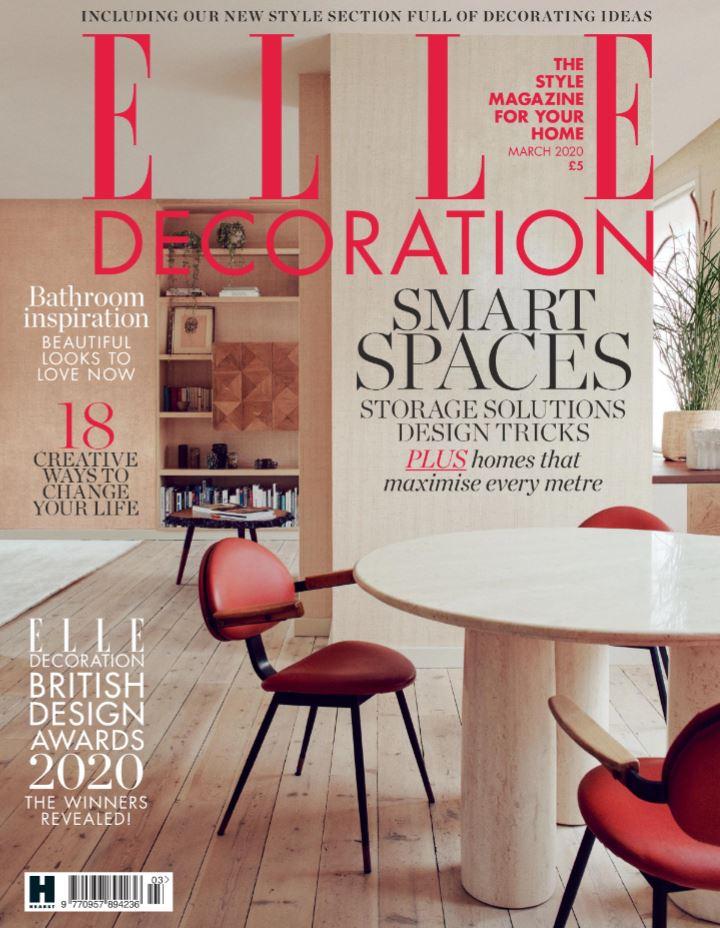 Elle Decoration – March 2020