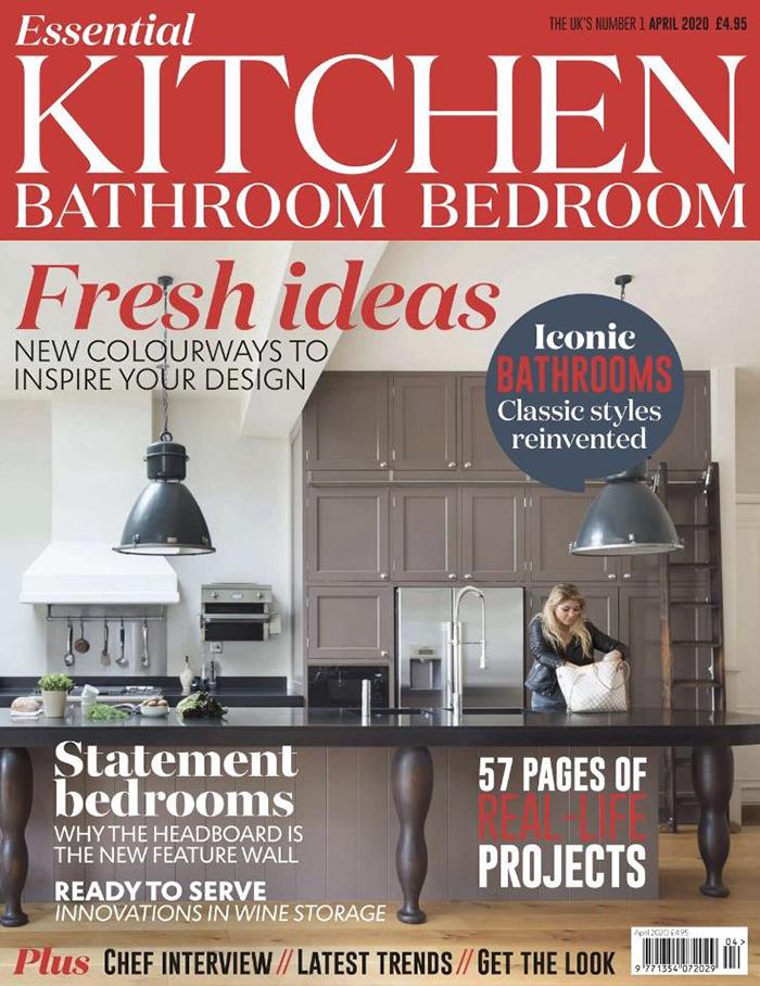 Essential Kitchen Bathroom Bedroom - April 2020