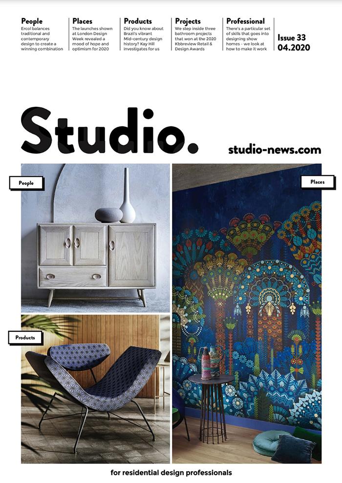 Studio - April 2020