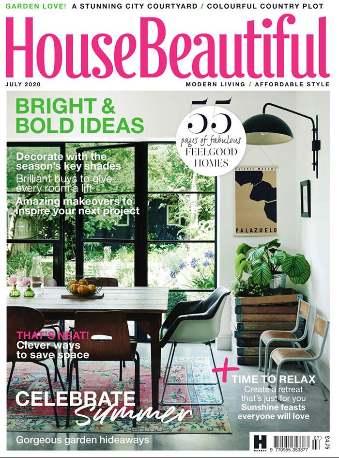 House Beautiful – July 2020