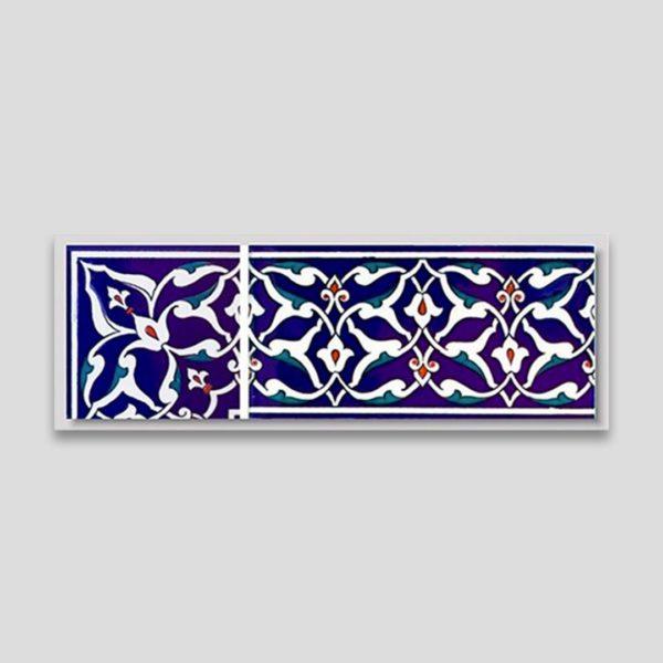 BT40 Handmade Turkish Ceramic Tile