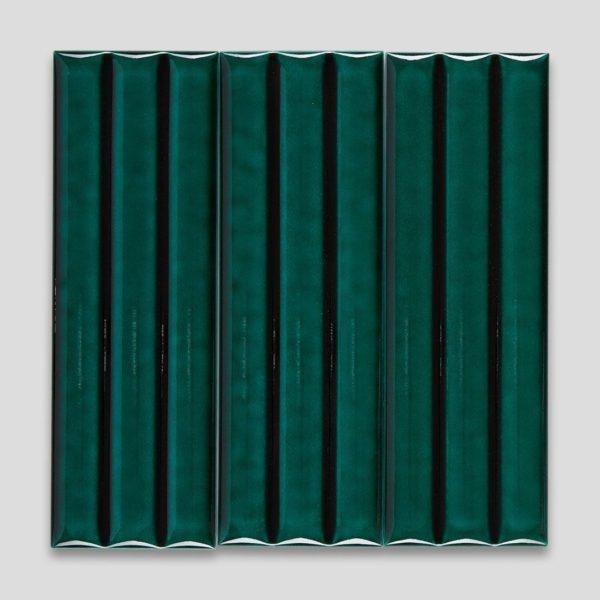 Bamboo Green Ceramic Tile