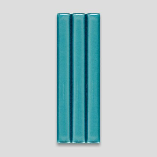 Bamboo Turquoise Ceramic Tile