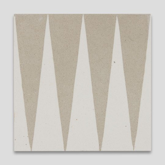 Beige Gammon Encaustic Cement Tile