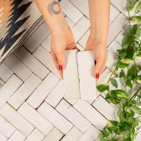 Bejmat White Tile