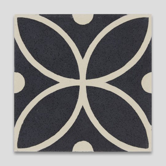Bloom Encaustic Cement Tile