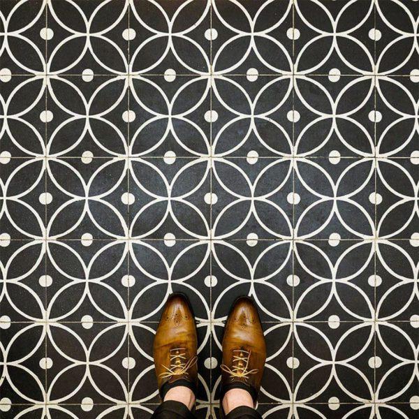 Bloom Encaustic Cement Tile