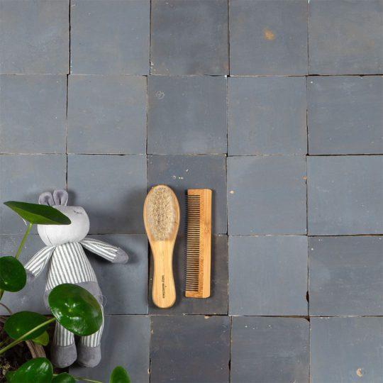 Blueish Gray G1-01 Zellige Tile