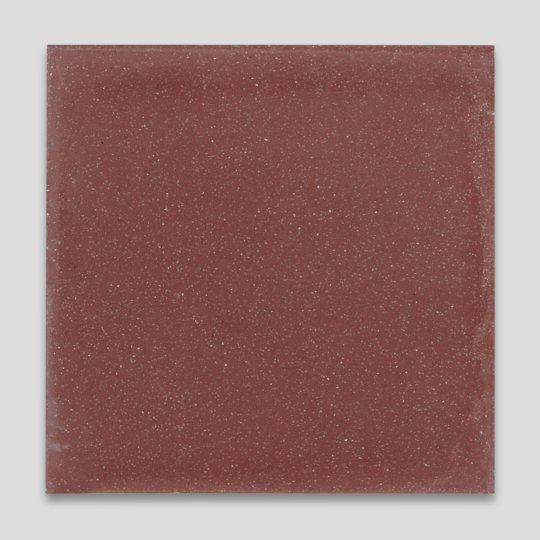 Burgundy Encaustic Cement Tile