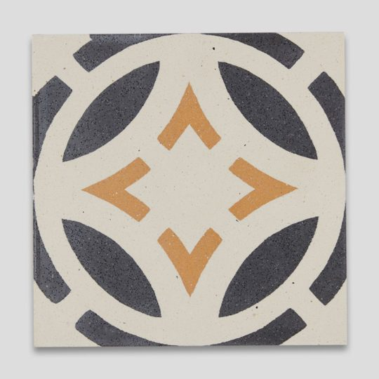 California Encaustic Cement Tile