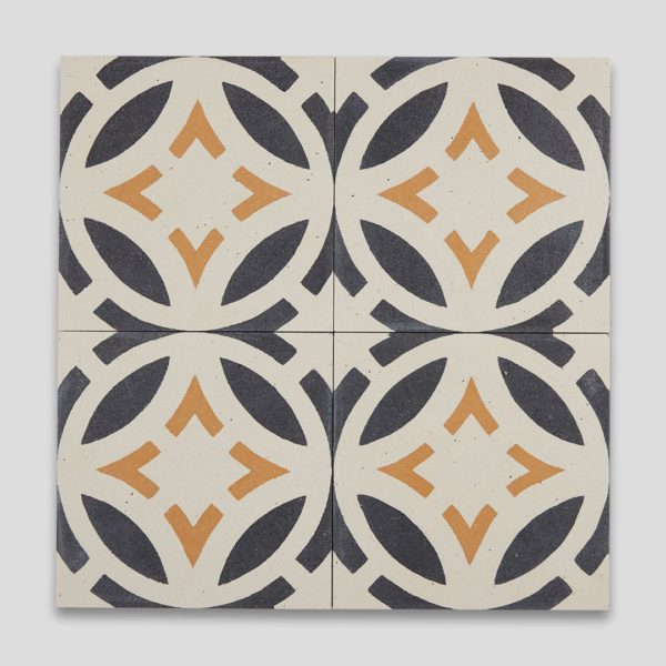 California Encaustic Cement Tile