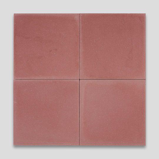 Coral Encaustic Cement Tile