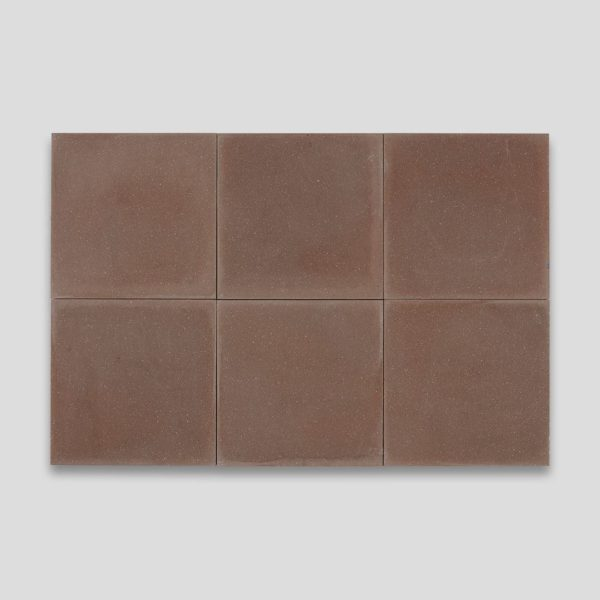 Curry Encaustic Cement Tile