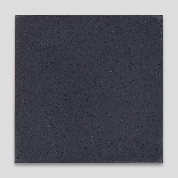 Off Black Encaustic Cement Tile