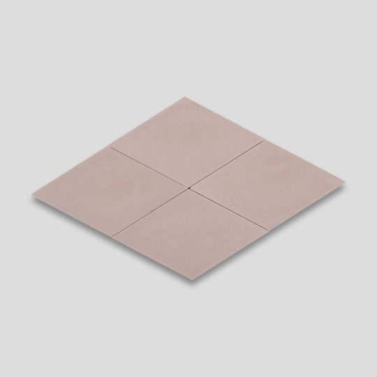Diamond Dirty Pink Encaustic Cement Tile
