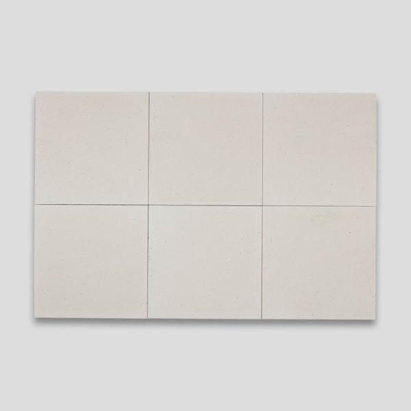 Dirty White Encaustic Cement Tile