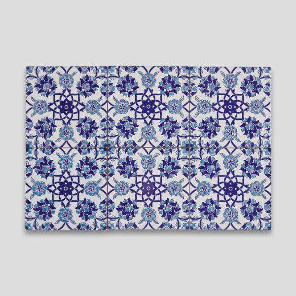 GC10 Handmade Turkish Ceramic Tile