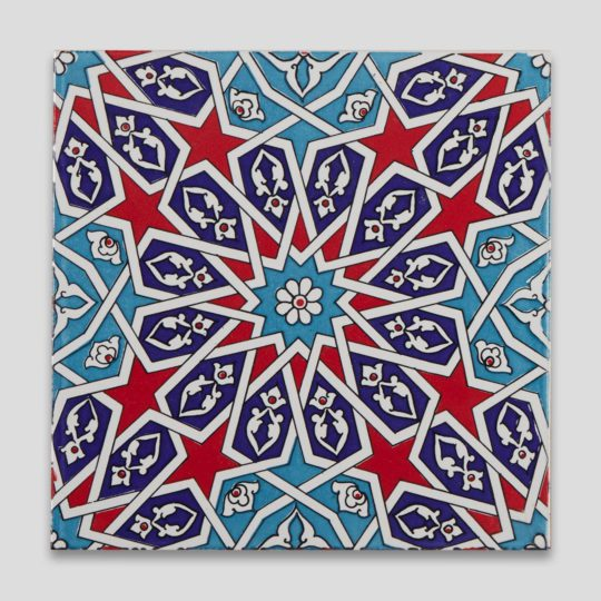 GC28 Handmade Turkish Ceramic Tile