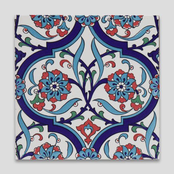 GC56 Handmade Turkish Ceramic Tile