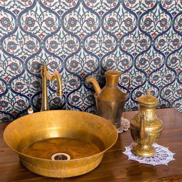 GC58 Handmade Turkish Ceramic Tile