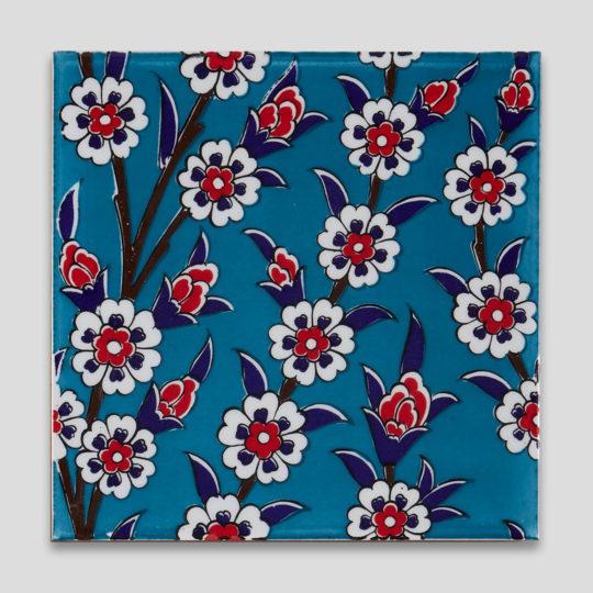 GC60 Handmade Turkish Ceramic Tile