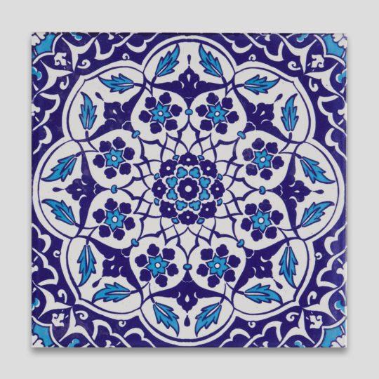 GC92 Handmade Turkish Ceramic Tile