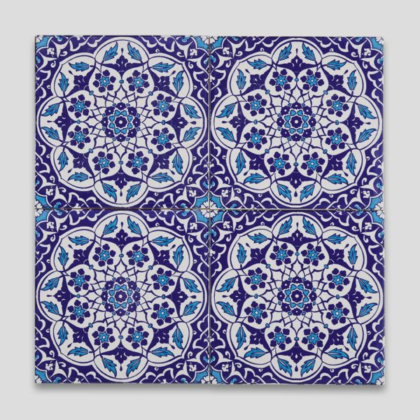 GC92 Handmade Turkish Ceramic Tile