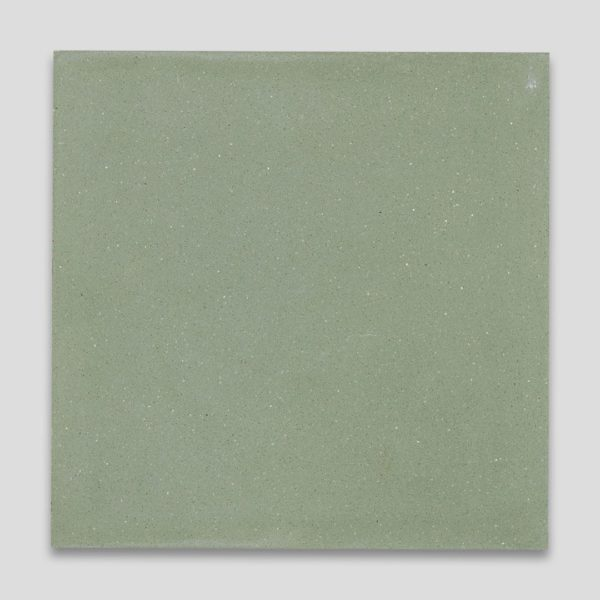 Light Green Encaustic Cement Tile