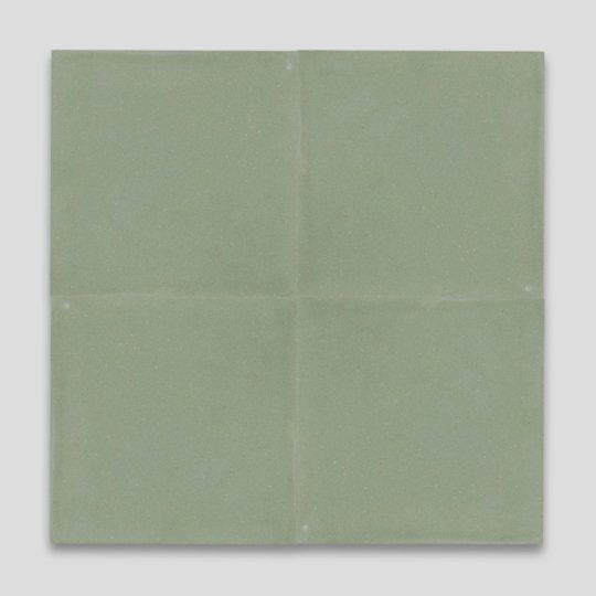 Light Green Encaustic Cement Tile