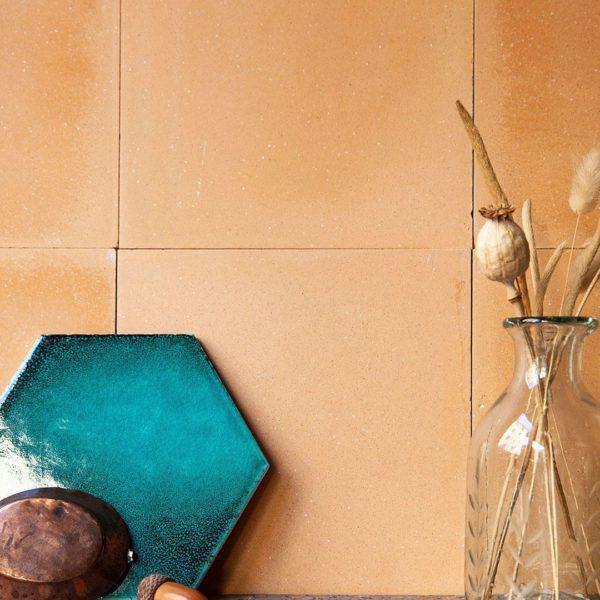 Melon Encaustic Cement Tile