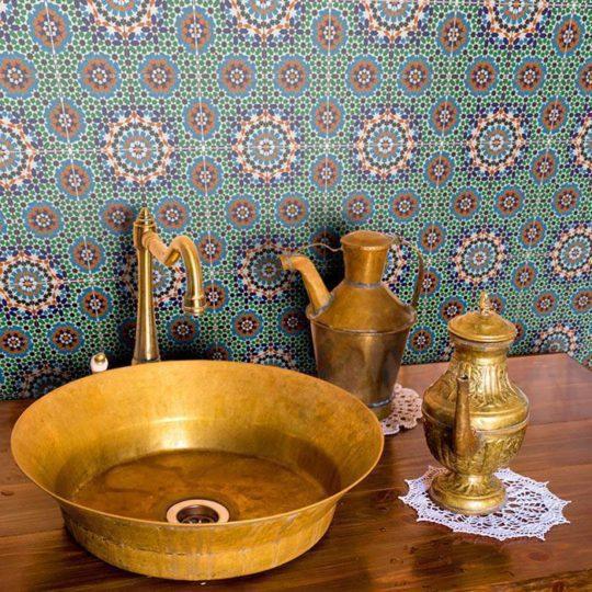 Morocco Wall Ceramic Tile