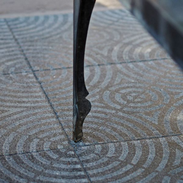 Pavia Outdoor Artisan Terrazzo Tile