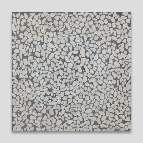 Pebble Terrazzo Gray Tile