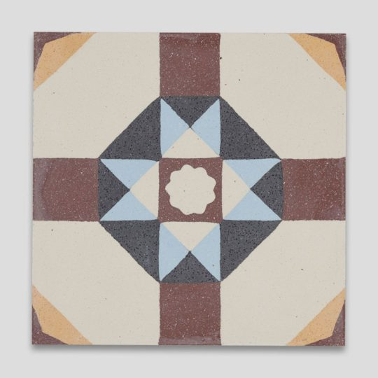 Petra Encaustic Cement Tile