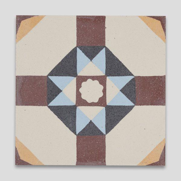 Petra Encaustic Cement Tile