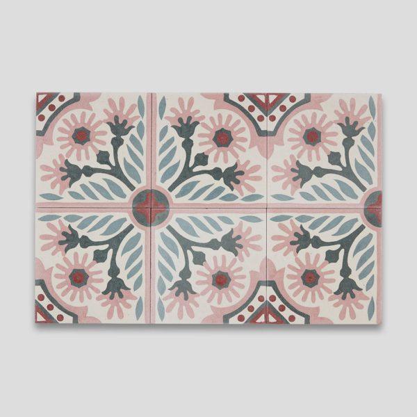 Sakura Encaustic Cement Tile