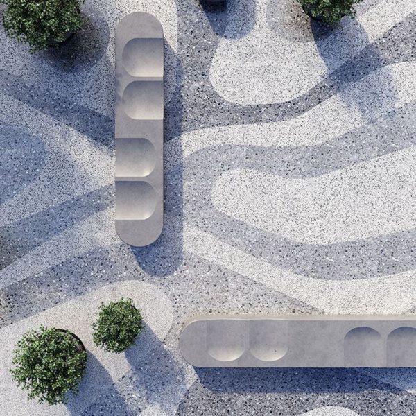 Salerno Terrazzo Tile