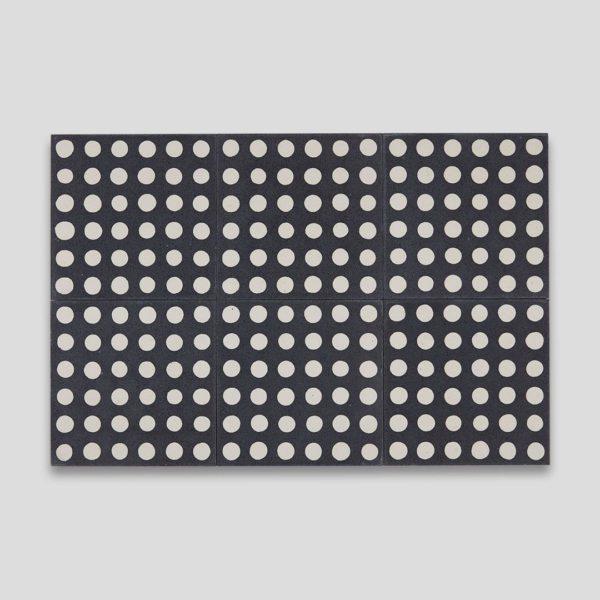 Spotlights Encaustic Cement Tile