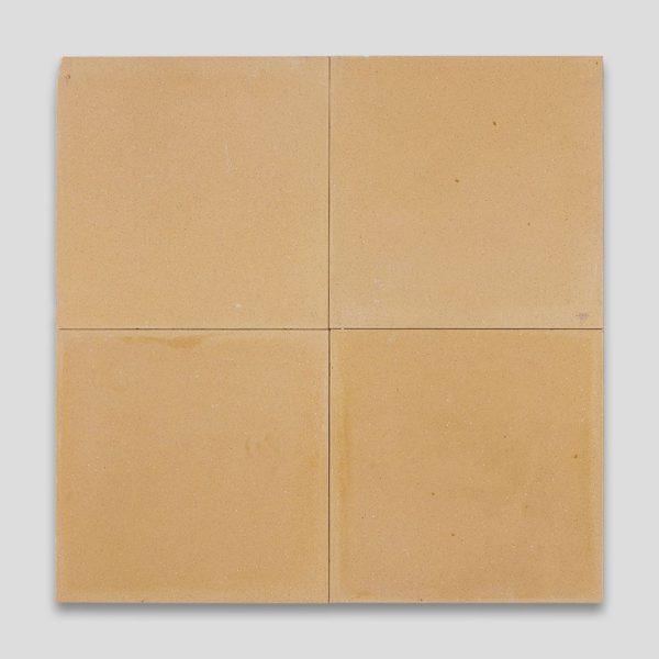 Yellow Encaustic Cement Tile